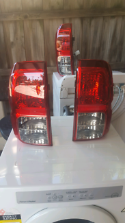 Geniune Toyota hilux tub ute tail lights suits models from 2015 t