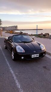 2002 Toyota MR2 SPYDER Black 6 Speed *QUICK SALE* Collinswood Prospect Area Preview