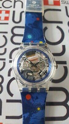 Swatch Clearance Adelboden Zurich  SKK103Z   Standard Gents 34mm