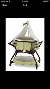 Fisher Price Zen Collection Basinet, swing & vibrating chair