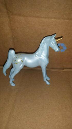 Breyer Stablemate Horse Unicorn  blue appaloosa