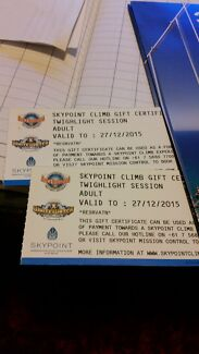 Gold Coast tickets vouchers Skypoint gift Croydon Park Canterbury Area Preview