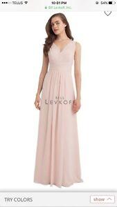 Bridesmaid Dress- Bill Levkoff