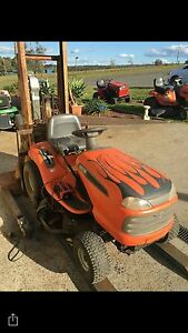 Husqvarna Ride on Lawn Mower Morisset Lake Macquarie Area Preview
