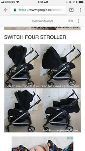 ISO: peg perego switch four