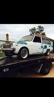 Mazda 1300 wagon rotary