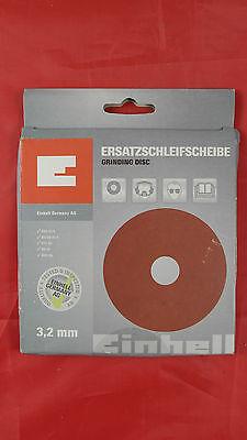 Einhell Schleifscheibe Ersatzschleifscheibe 150 x 12,7 x 16mm Grob für TH-BG 150