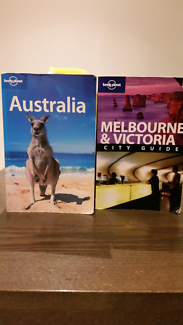 Lonely Planet Books