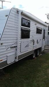 Grant Tourer Caravan