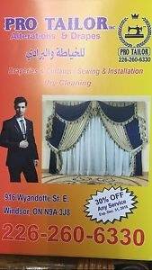 Alterations/ tailoring / dry cleaning  Windsor Region Ontario image 1
