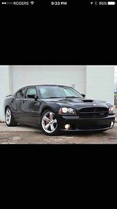 475 Horsepower SRT8 Mopar Charger for Trade