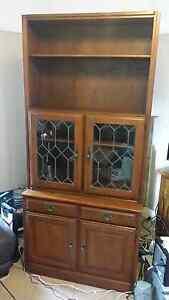 Vintage Oak Buffet Dining Room Cabinet Croydon Burwood Area Preview