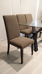 Nickscali XAVIER dining chairs Hillcrest Port Adelaide Area Preview