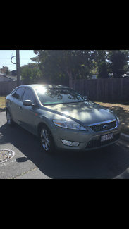 2009 Ford Mondeo Hatchback