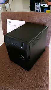 WD Sentinel DX4000 small storage server 4 Bay HDD - diskless Kellyville Ridge Blacktown Area Preview