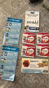 Similac formula coupons and tin
