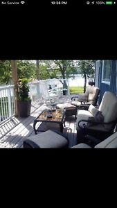 Wasaga Beach cottage on the lake! Right on beach 1