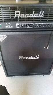 Randall RH300 G3 HEAD AND QUAD Baldivis Rockingham Area Preview