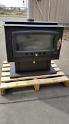 Nectre gas log heater free standing Wingfield Port Adelaide Area Preview