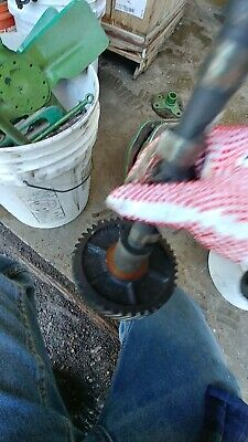 John Deere L Tractor Jd Camshaft Cam Shaft Engine Motor Drive Gear