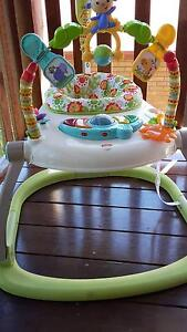 Fisher-Price - Jumperoo Space Saver - Rainforest Friends Woody Point Redcliffe Area Preview