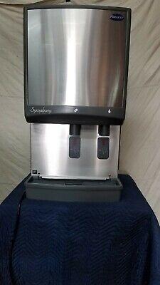2016 Follett 50c1425a Nugget Ice Water Machinedispenser In Mint Condition