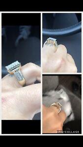 Custom Made Diamond Ring!