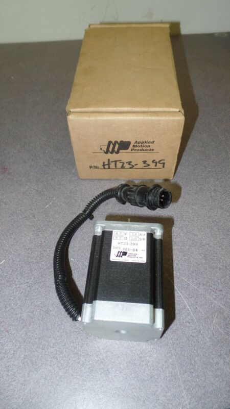 Applied Motion HT23-399 NEMA 23 High Torque Step Motor Stepper 8.2