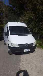 Mercedes-Benz Sprinter refrigerated van MWB Mount Dandenong Yarra Ranges Preview