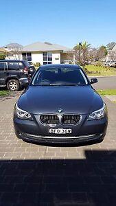 2008 BMW 520d Glendenning Blacktown Area Preview