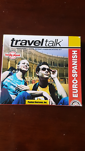 Spanish Audio disc & Phrase Book Trinity Beach Cairns City Preview