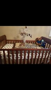 Crib & Mattress for sale!!!