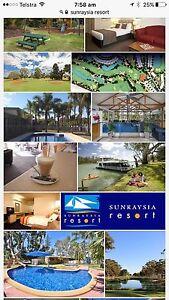 Sunraysia Resort Mildura Fixed Week 51 - Christmas Week Darley Moorabool Area Preview
