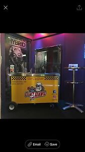 HotDog Kart BUSINESS FOR SALE _ LICENCED & READY TO MAKE MONEY! Perth Perth City Area Preview