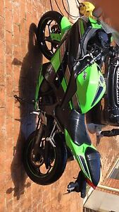 Ninja 300 abs special addition Warrandyte Manningham Area Preview