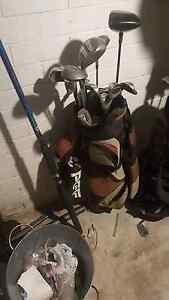 full set of golf clubs Gosnells Gosnells Area Preview