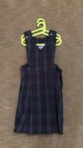 2x St Thomas' girls winter tunics size 8