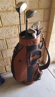 FREE - Womens golf clubs and buggy Osborne Park Stirling Area Preview