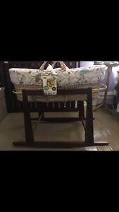 Moses bassinet for infant/baby - never used