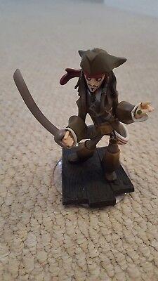 Disney Infinity Captain Jack Sparrow  Figure for sale  Nottingham