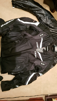 DriRider All climate motorcycle  jacket size 48 3xl