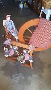 Spinning wheel Rosemeadow Campbelltown Area Preview