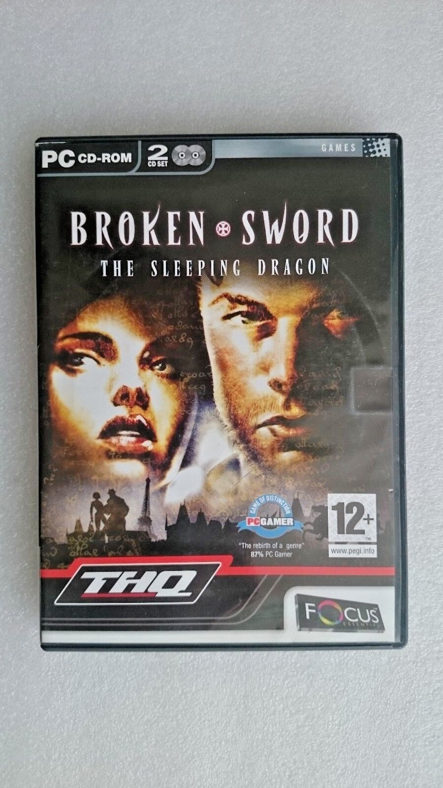 Broken Sword 3 The Sleeping Dragon