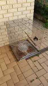 Bird Cocky Cage $10 Approx 2ft Square  Have been water pressure c Huntingdale Gosnells Area Preview