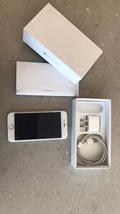 Apple iPhone 6 silver 128gb West Pennant Hills The Hills District Preview