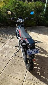XTM 250cc Trail Bike almost New Woodvale Joondalup Area Preview