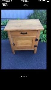 Vintage Side Table  Peterborough Peterborough Area image 1