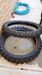 Dirt bike tires Berwick Casey Area Preview