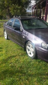 Ford xr6 turbo Traralgon Latrobe Valley Preview