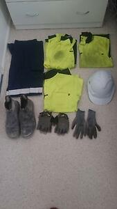 Work clothes and work tools New Farm Brisbane North East Preview